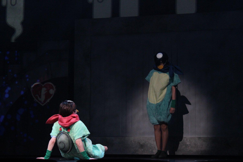 木津つばさらがカッパに! 幾原邦彦監督の世界観まま舞台『さらざんまい』公演開始の画像002