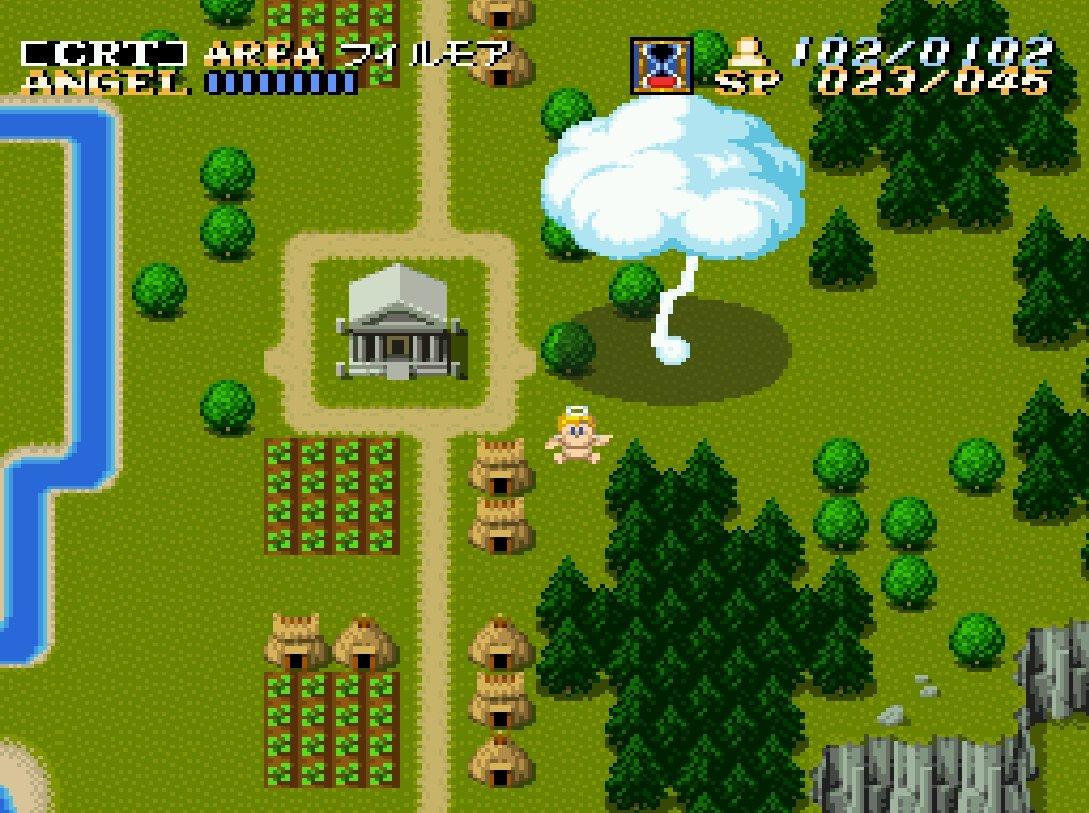 発売30周年! 古代祐三の神曲に衝撃『アクトレイザー』が示した「スーパーファミコン」の無限の可能性の画像009