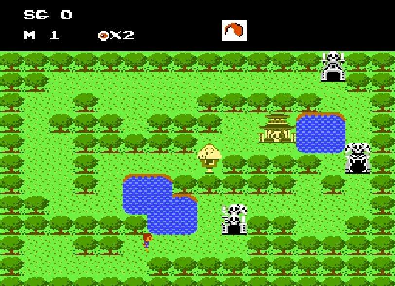 ファミコン『ゲゲゲの鬼太郎 妖怪大魔境』「神ドット絵」「バンダイの緑カセット」35年経ても色あせない記憶の画像002