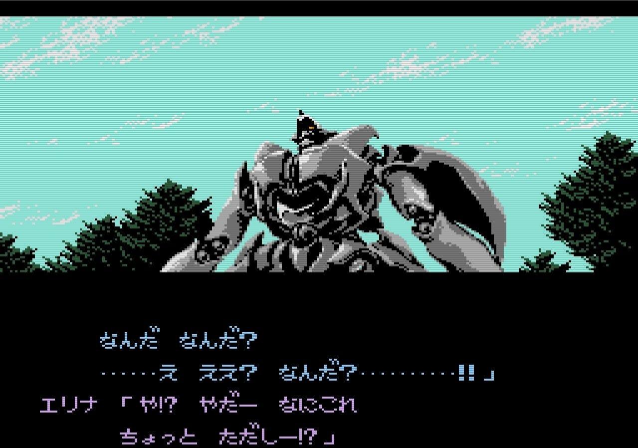 ファミコンでSFCに匹敵する美麗映像を実現『メタルスレイダーグローリー』との運命的な出会いの画像004