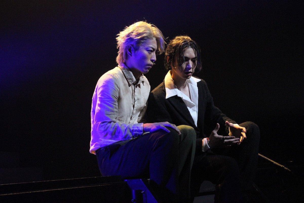 舞台『憂国のモリアーティ』開幕、荒牧慶彦「視覚的にも内容的にもハラハラする作品」とアピールの画像009