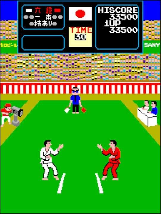 「さあ牛だ!」インパクト爆盛りアーケードゲーム『空手道』は対戦格闘ゲームの基礎を築いた名作だったの画像004