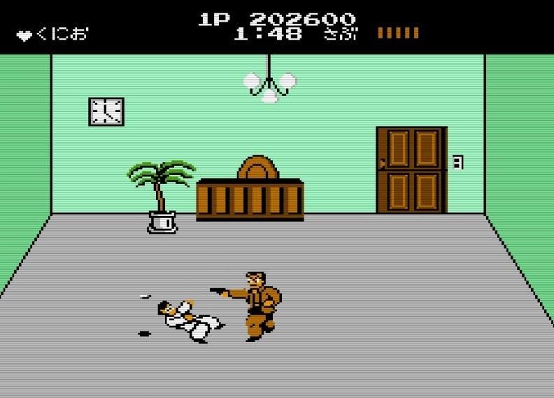 大運動会にドッジボール? 一番好きだったファミコン「くにおくんシリーズ」ランキングの画像007