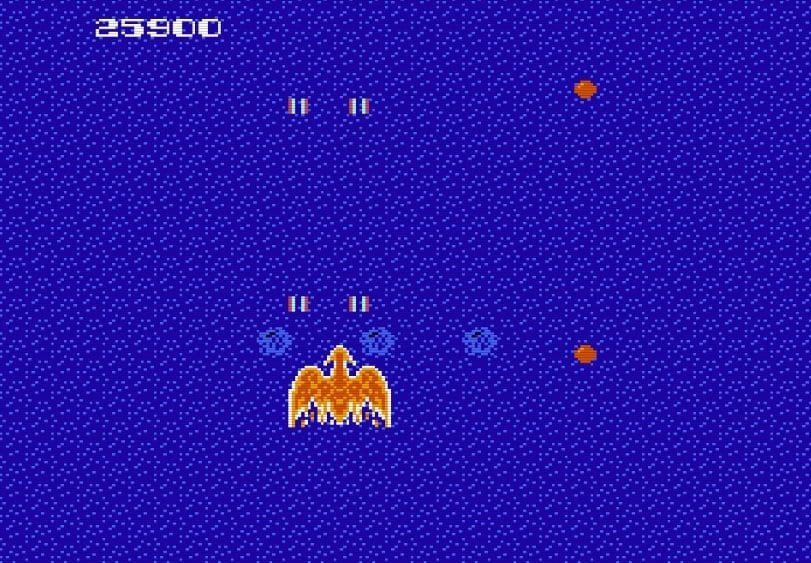 「5方向ショット+バリア」の衝撃! 最強状態が印象的な「ファミコンシューティング3選」の画像004