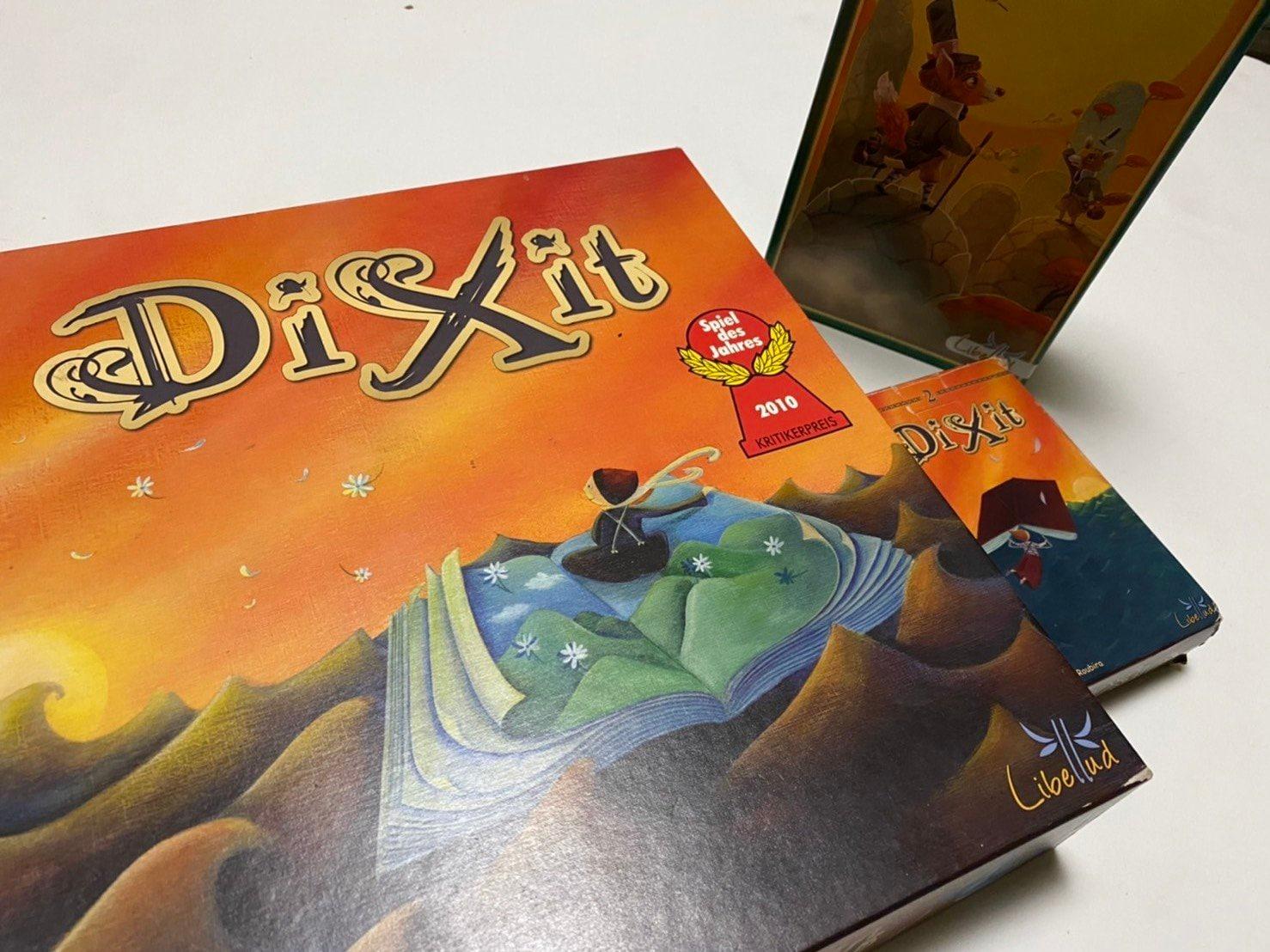 外出自粛期間にアナログゲームを!言葉で想像力を鍛える『Dixit』がオススメなワケの画像004