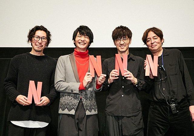 アニメ『レビウス』特別上映会レポート到着!島崎信長、櫻井孝宏が作品の魅力熱弁の画像001