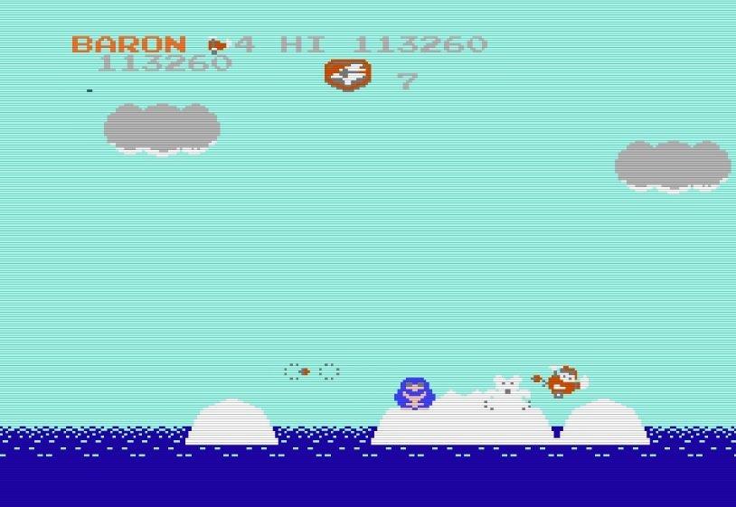 BGMがクセになる、名作STG『スカイキッド』には「ナムコらしい遊び心」がギッシリ!の画像010