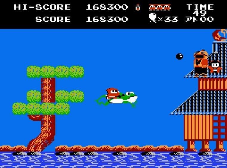 ファミコン『じゃじゃ丸の大冒険』はジャレコならではの「鬼畜遺伝子」を継承した激ムズアクション!の画像009