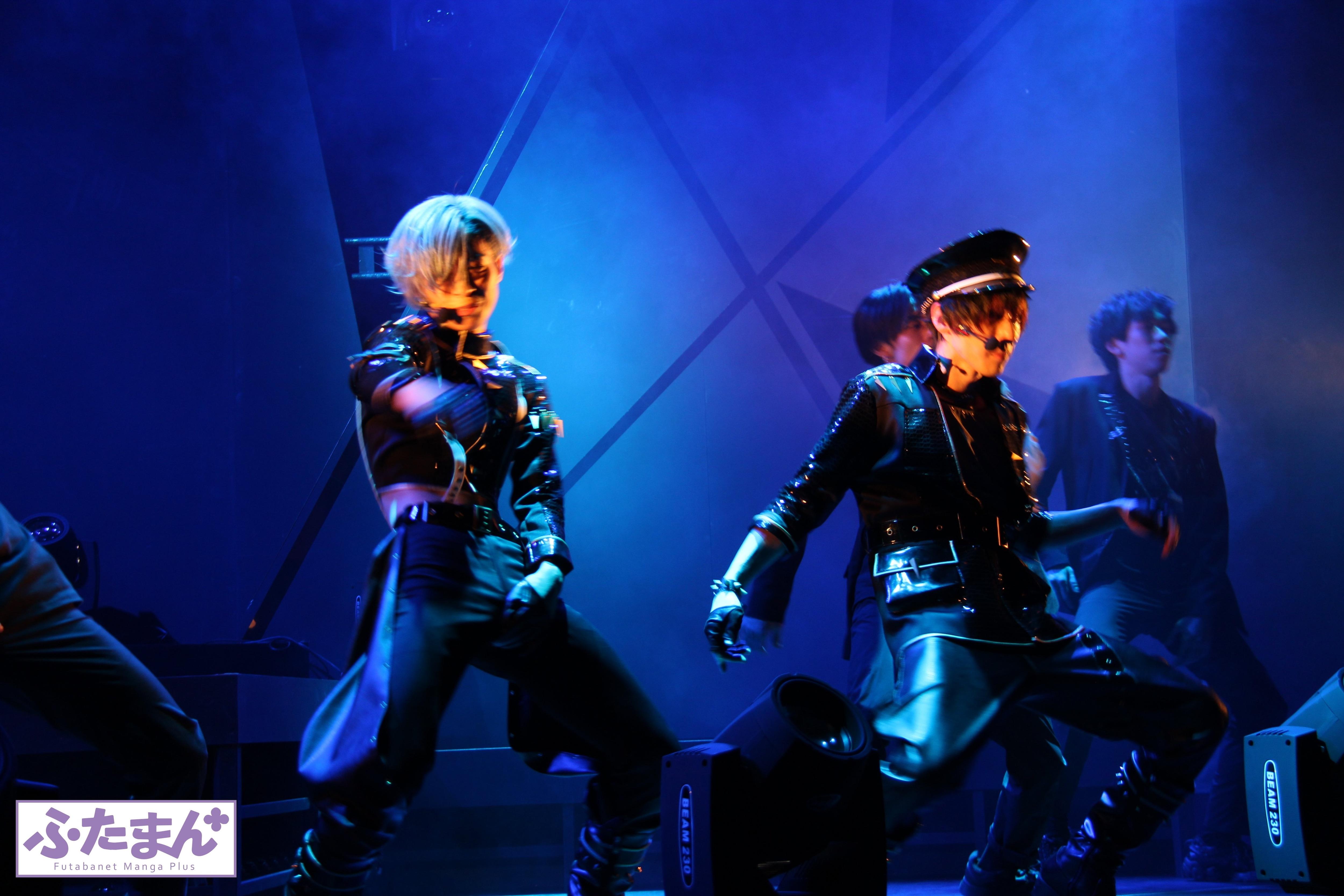 アウトローなZIXの魅力に酔いしれる2.5次元ダンスライブ「ALIVESTAGE」外伝 ZIX STAGE『Break It!』ゲネプロレポートの画像035