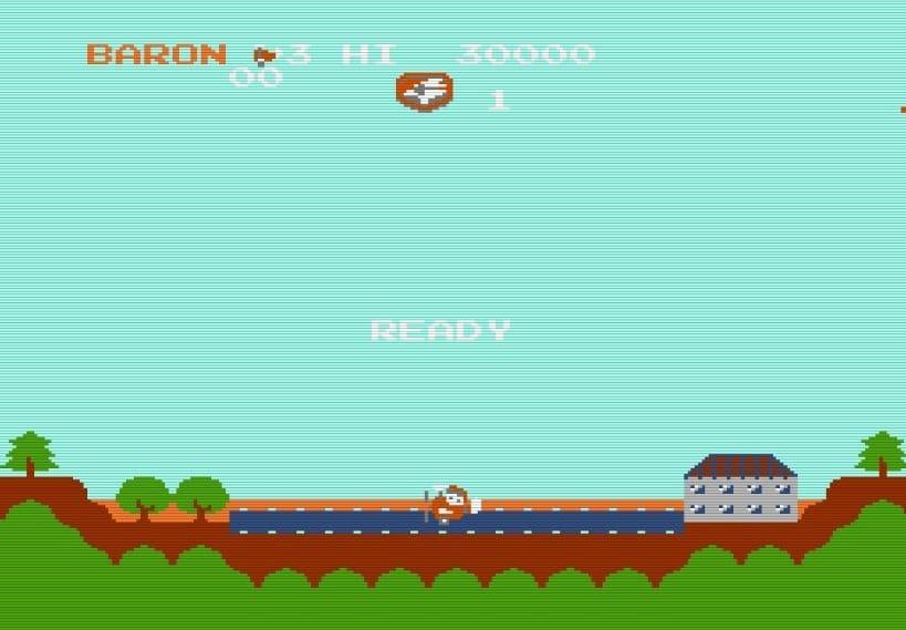 BGMがクセになる、名作STG『スカイキッド』には「ナムコらしい遊び心」がギッシリ!の画像002