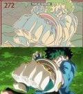 ボンズ手描きアニメの魅力!『僕のヒーローアカデミア』貴重な線撮&完成版の比較映像が解禁の画像001