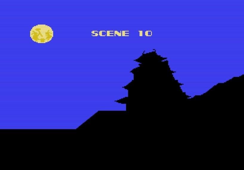 ファミコン版『忍者くん』鬼畜CPUとの「ガチ駆け引き」に頭を抱えたあの日の画像003
