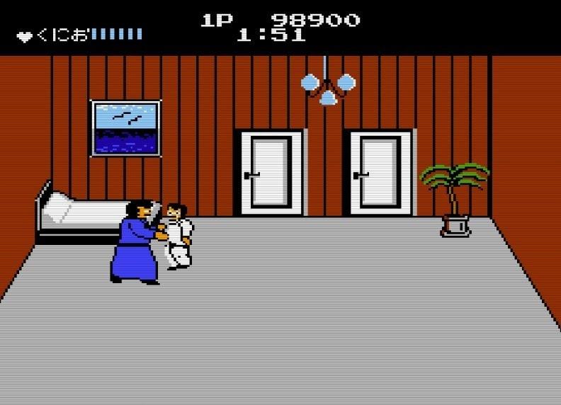 """ファミコン版も好評だった『熱血硬派くにおくん』はアクションゲーム界の""""革命児""""!?の画像005"""