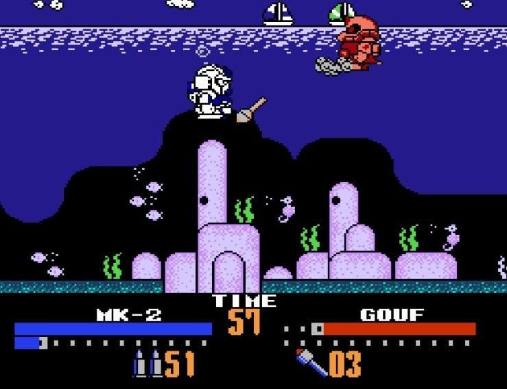 ガンダムゲーム「史上最高傑作」は、ファミコン『ガチャポン戦士2カプセル戦記』【フジタのコラム】の画像008