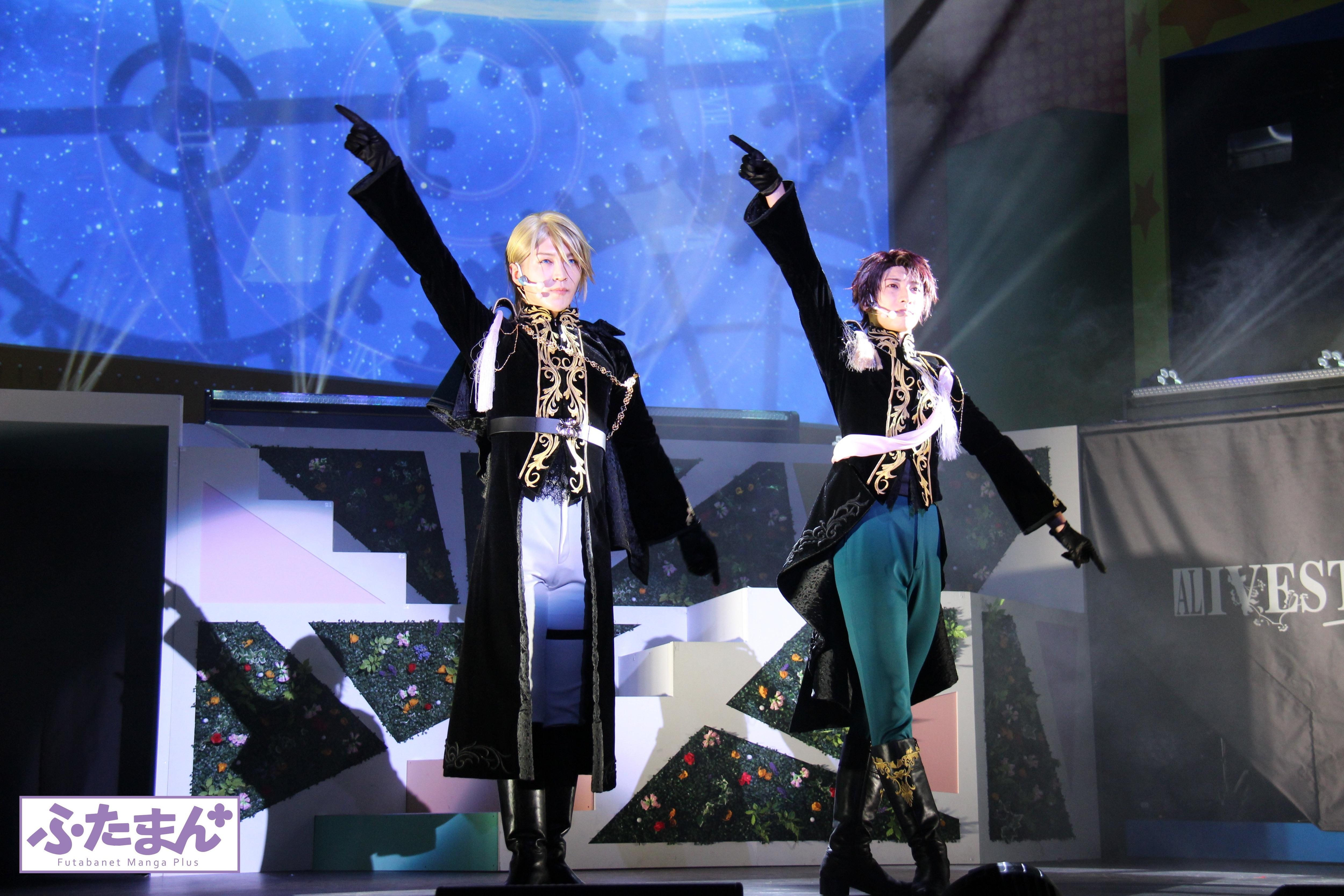 SOARA&Growthが制服姿で青春! 2.5次元ダンスライブ『イブステEp3』開幕の画像030