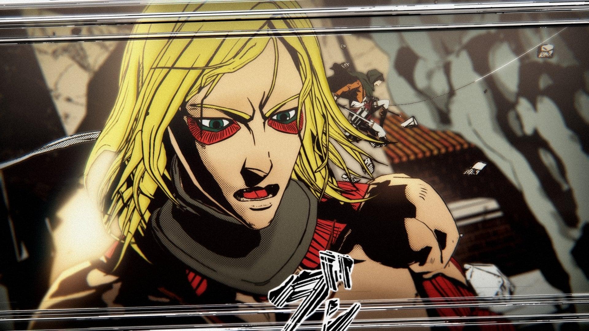 YOSHIKIの『進撃の巨人』ワンダ新CMで思い出す「バカボン出演」の不思議の画像003