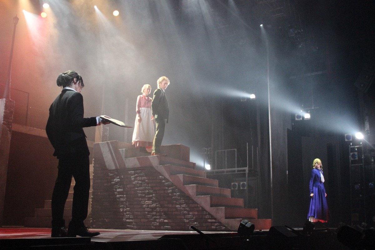 舞台『憂国のモリアーティ』開幕、荒牧慶彦「視覚的にも内容的にもハラハラする作品」とアピールの画像010