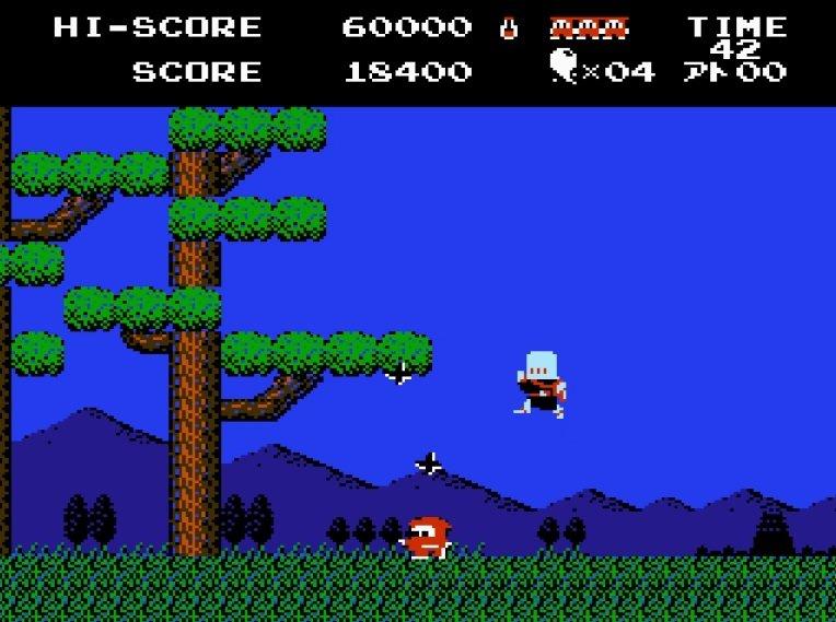 ファミコン『じゃじゃ丸の大冒険』はジャレコならではの「鬼畜遺伝子」を継承した激ムズアクション!の画像003