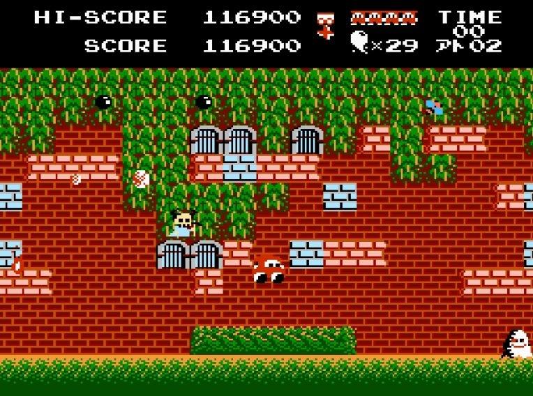 ファミコン『じゃじゃ丸の大冒険』はジャレコならではの「鬼畜遺伝子」を継承した激ムズアクション!の画像007