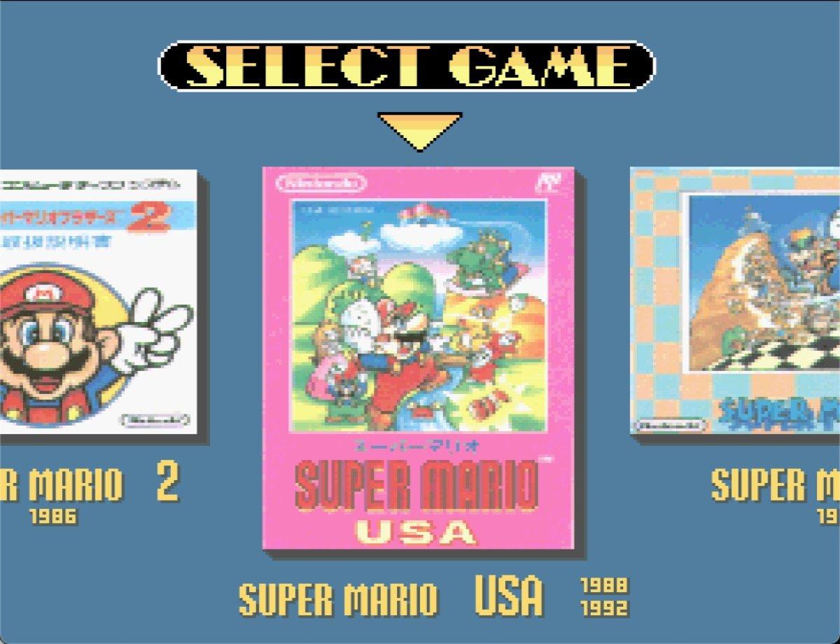 28周年!たった1本にファミコンマリオを4本収録『スーパーマリオコレクション』は子どもたちの憧れだったの画像004