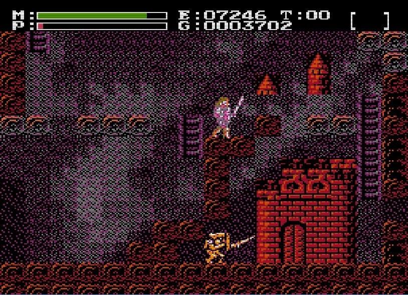 日本ファルコムの傑作『ザナドゥ』を大幅改変したファミコンソフト『ファザナドゥ』の評価は正当だったのか!?の画像008