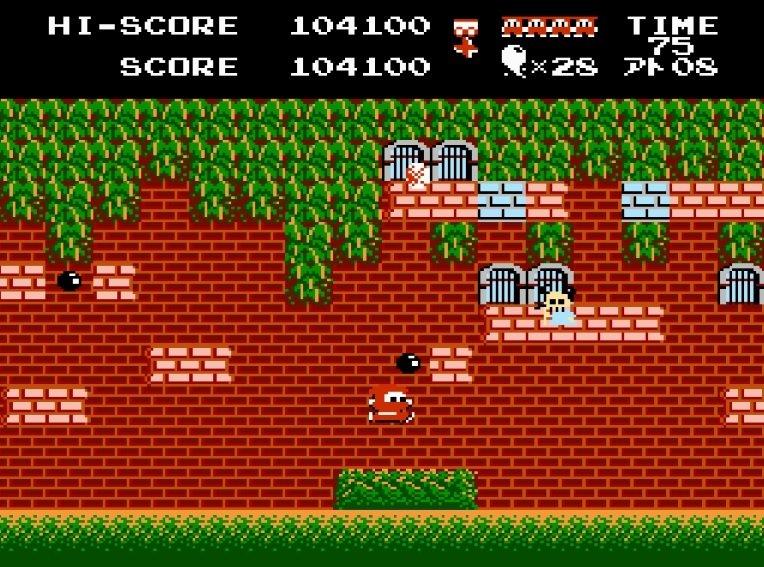 ファミコン『じゃじゃ丸の大冒険』はジャレコならではの「鬼畜遺伝子」を継承した激ムズアクション!の画像006
