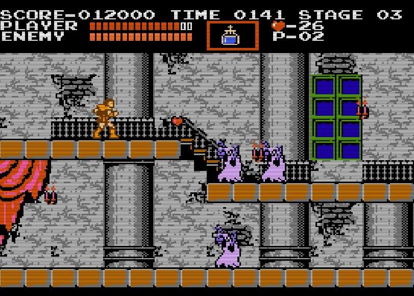 """ファミコン『悪魔城ドラキュラ』""""理不尽な死""""と""""伝説の神曲""""に触れた34年前の記憶の画像007"""