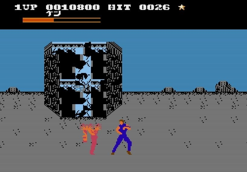 ファミコン芸人フジタ、少年ジャンプ原作「最凶の激ムズ」ソフト『北斗の拳』を語るの画像004