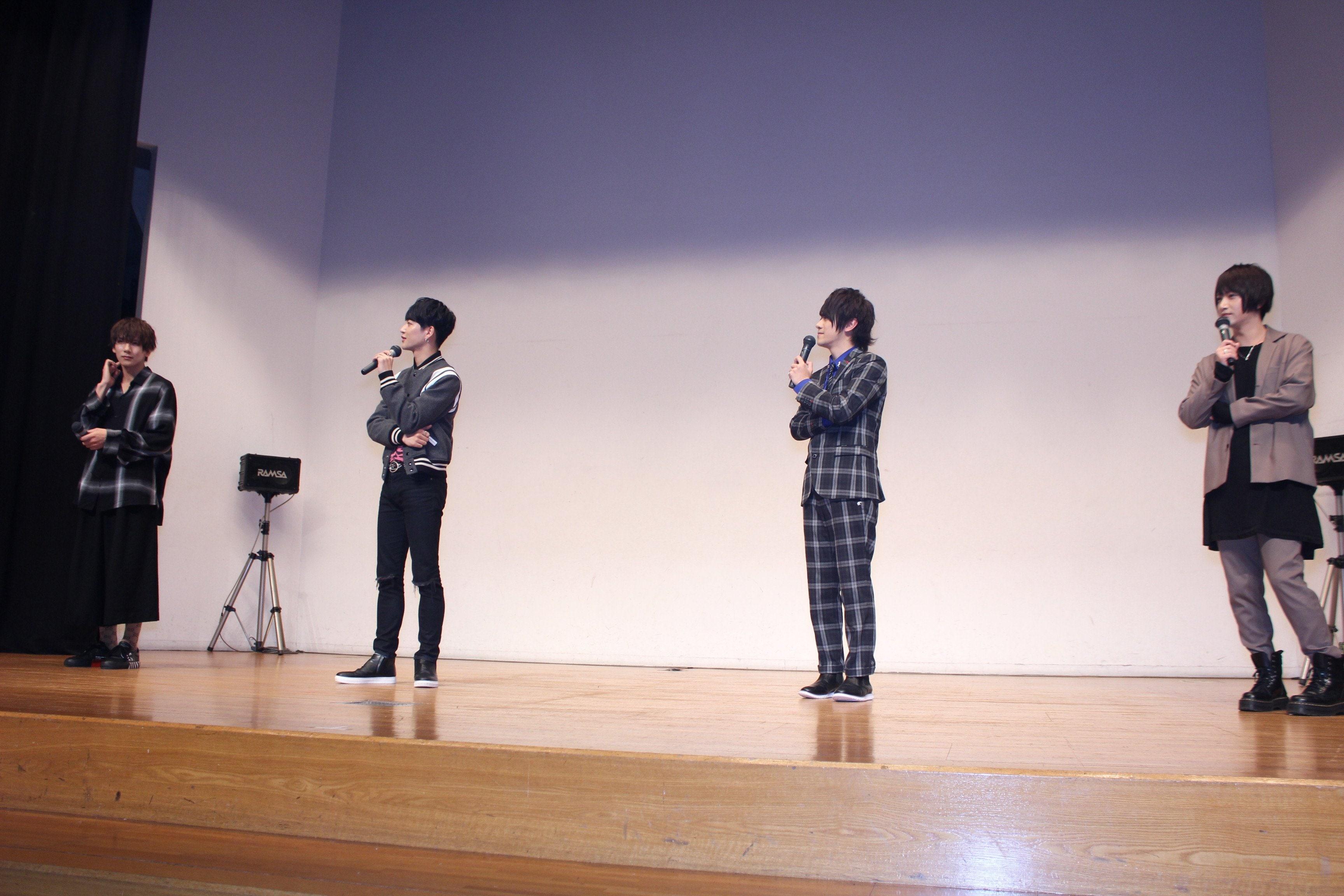 松田岳、三山凌輝、笹翼、秋葉友佑ら登場、映画『縁側ラヴァーズ』 完成イベント開催の画像008
