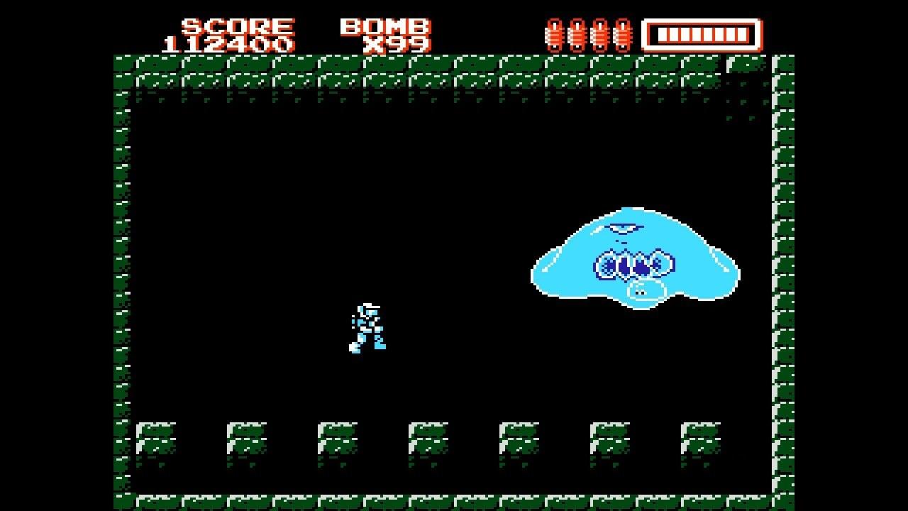 自爆に次ぐ自爆…ファミコン『ボンバーキング』は、ボンバーマンとは似て非なる「超激ムズゲー」の画像004
