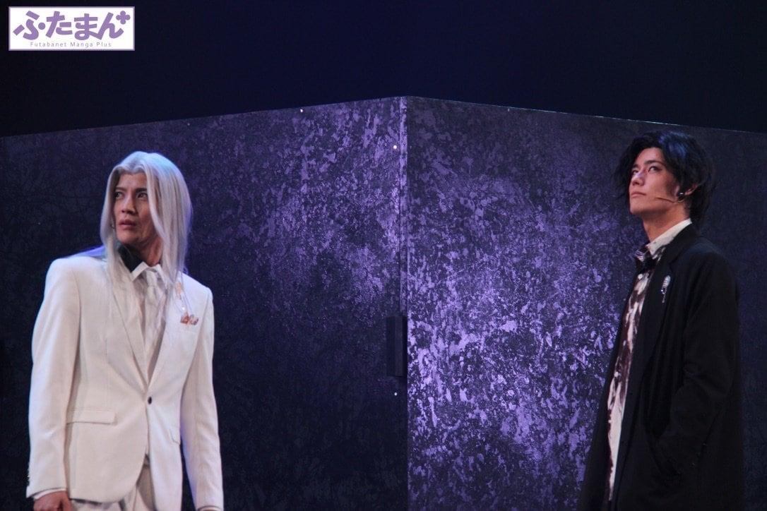音楽劇『黒と白-purgatorium-』開幕! 岩永徹也「今までの舞台と違った視点」とアピールの画像002