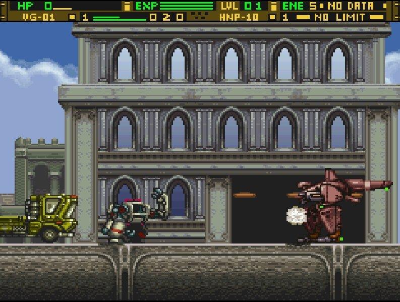 スーパーファミコン『フロントミッション』の画期的世界観! シミュレーションRPGの固定観念を変えた!?の画像006
