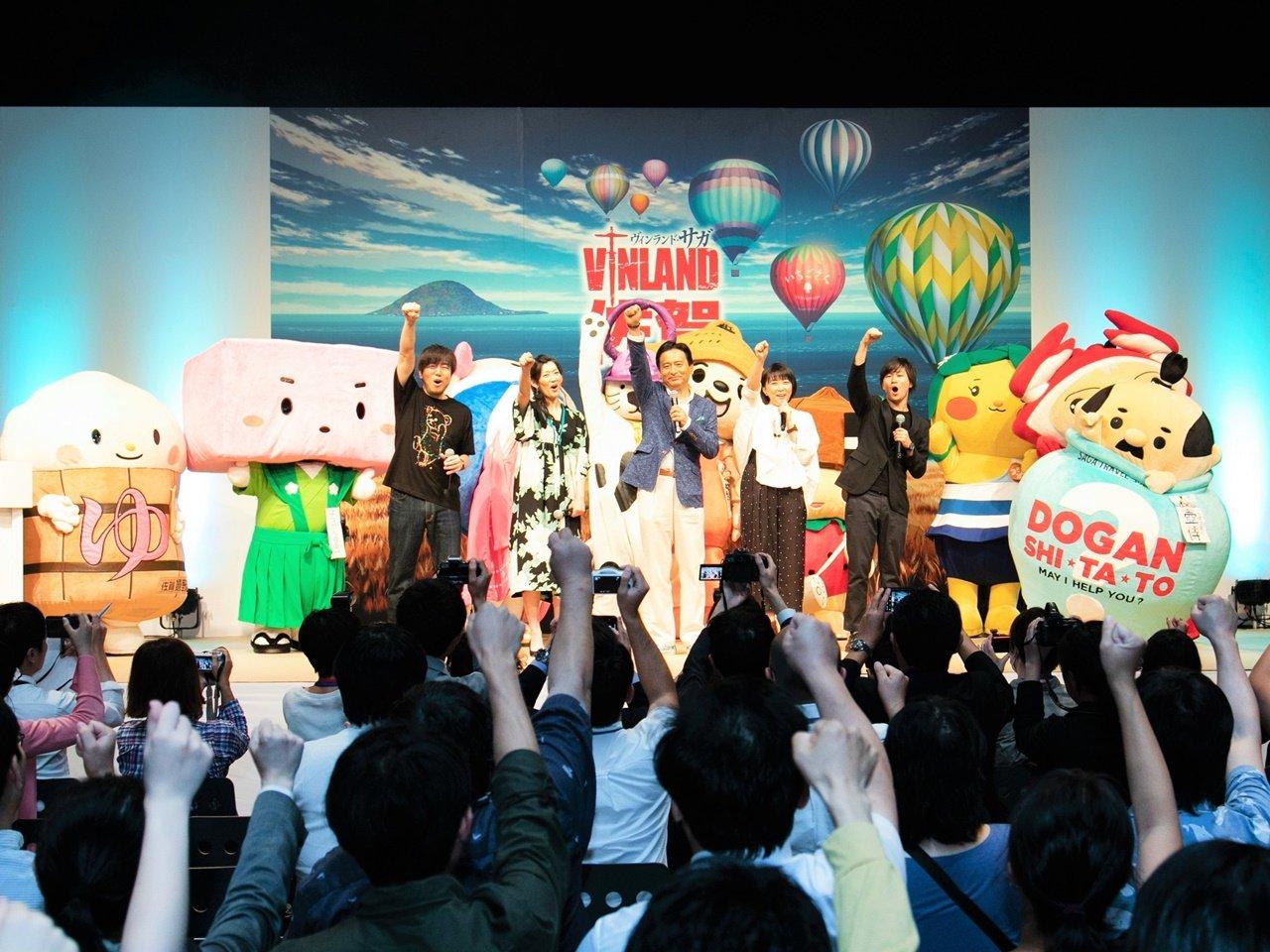 声優・松田健一郎と生天目仁美を「興奮して見れない」女優・佐藤藍子がテレまくる!の画像001