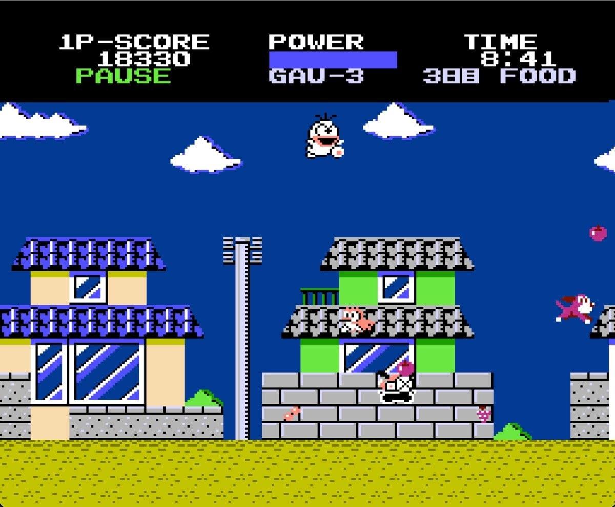 超高難度がキッズの挑戦心に火をつけた! 藤子不二雄原作ファミコン「最高の1本」は『オバケのQ太郎 ワンワンパニック』に決まり【フジタのファミコンコラム】の画像008