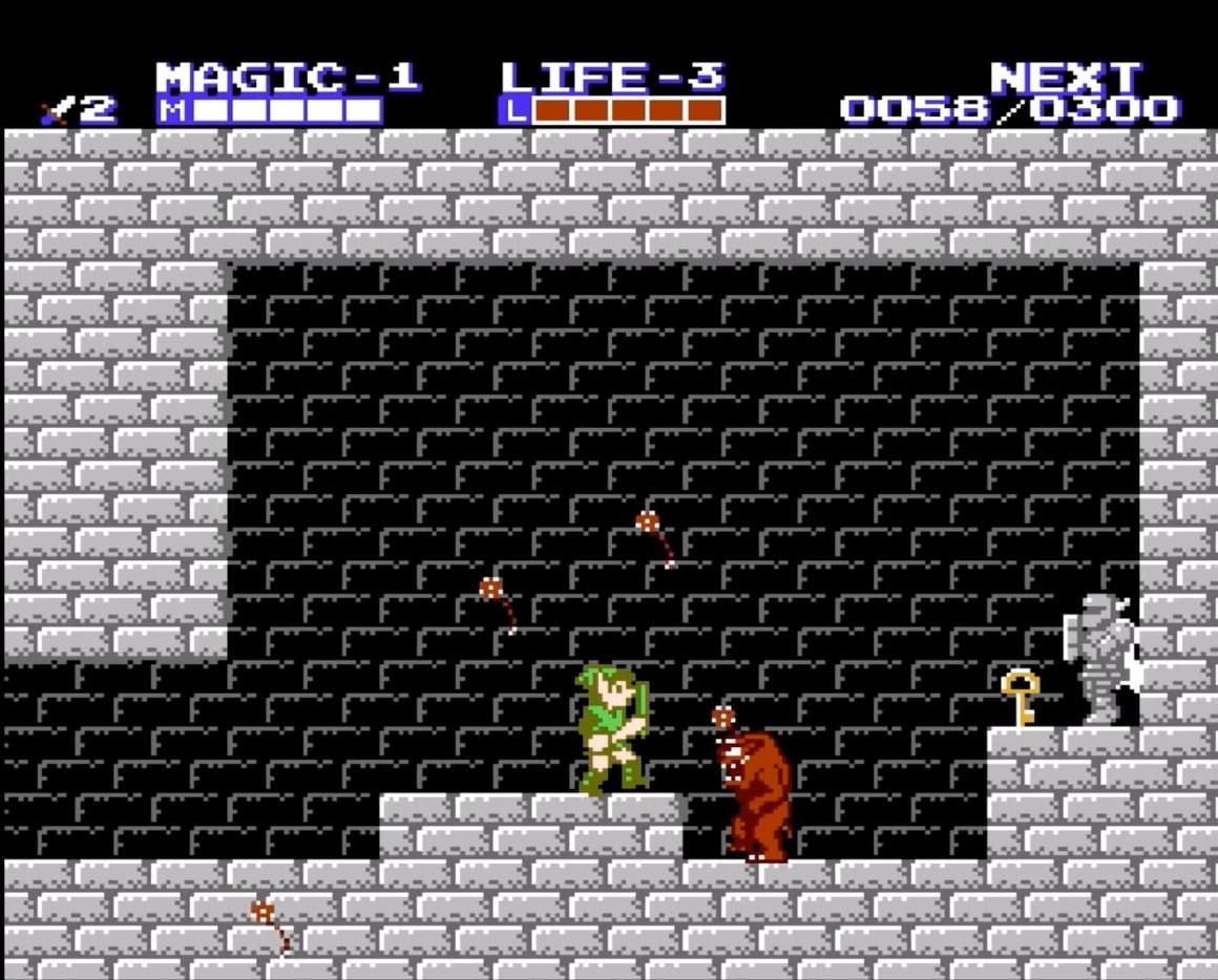 アイアンナックに泣いた! ゲーム&ウォッチで復活『リンクの冒険』が異色作だったワケの画像008