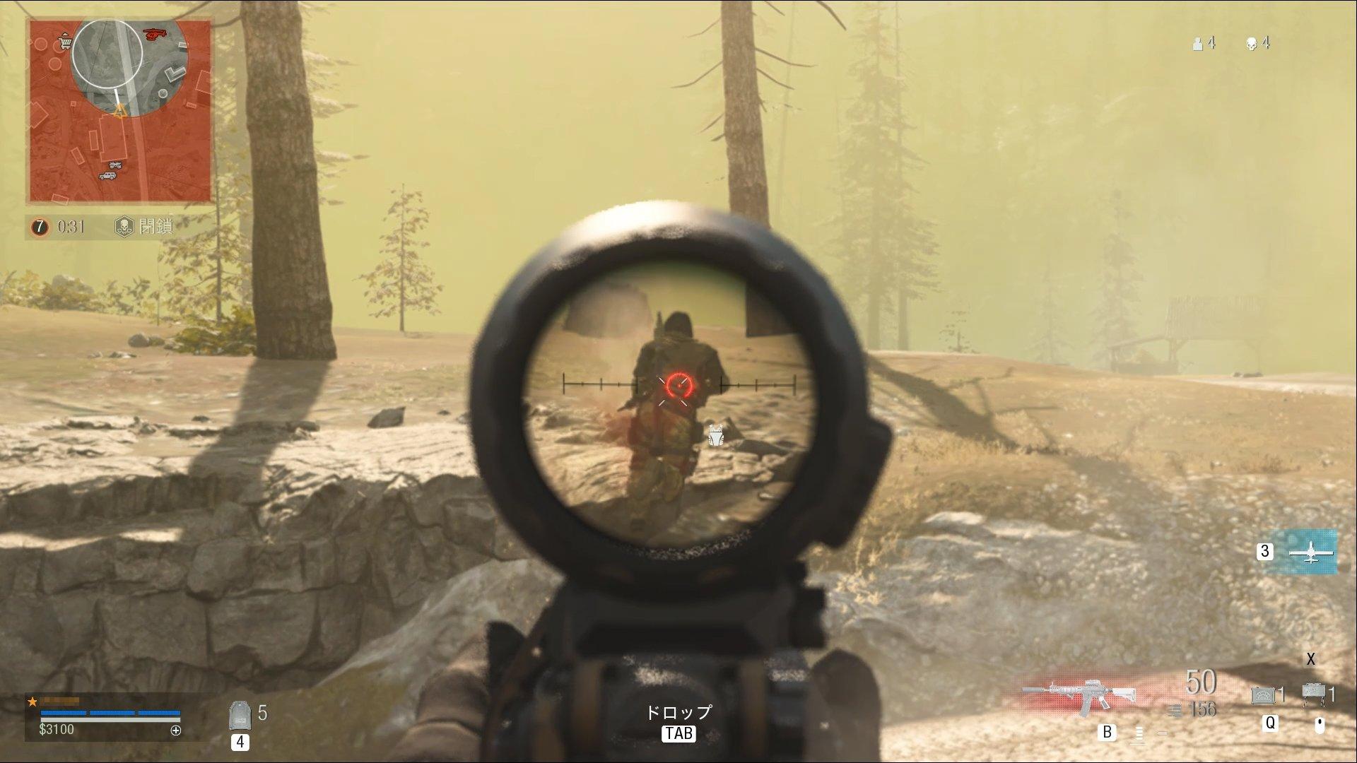 10日で3000万人がプレイ! 新作『Call of Duty:Warzone』は今年の覇者となるか!?【おっさんゲーマーの無料ゲーム放浪記・第2回】の画像004