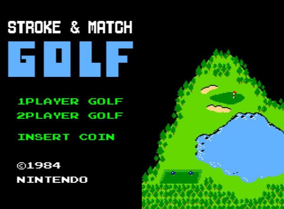 風を読み、芝を把握する…ファミコン初期の名作『ゴルフ』が昭和のおじさんを熱狂させたワケの画像008