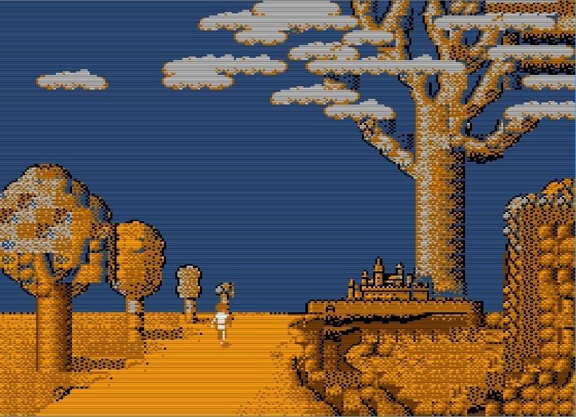 日本ファルコムの傑作『ザナドゥ』を大幅改変したファミコンソフト『ファザナドゥ』の評価は正当だったのか!?の画像002