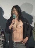 【リポート動画付】劇場版『仮面ライダーアマゾンズ』出演の谷口賢志「絶対に裸で観ないでください」とファンに異色アピールの画像001