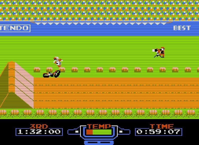 ファミコン『エキサイトバイク』36周年、エディットでクソコースを作りまくった日々の画像004
