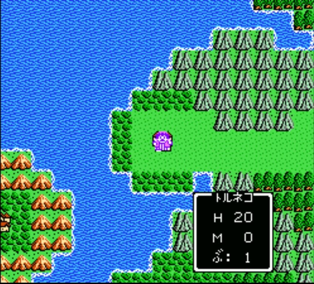 初心者がRPGの基礎を学べる、凄すぎるファミコン『ドラゴンクエスト4』の完成度【ヤマグチクエスト・コラム】の画像003