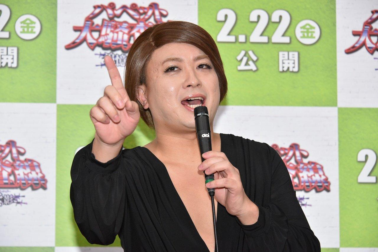 チョコレートプラネット・松尾IKKOが配ったラズベリーのお味は…!?の画像002