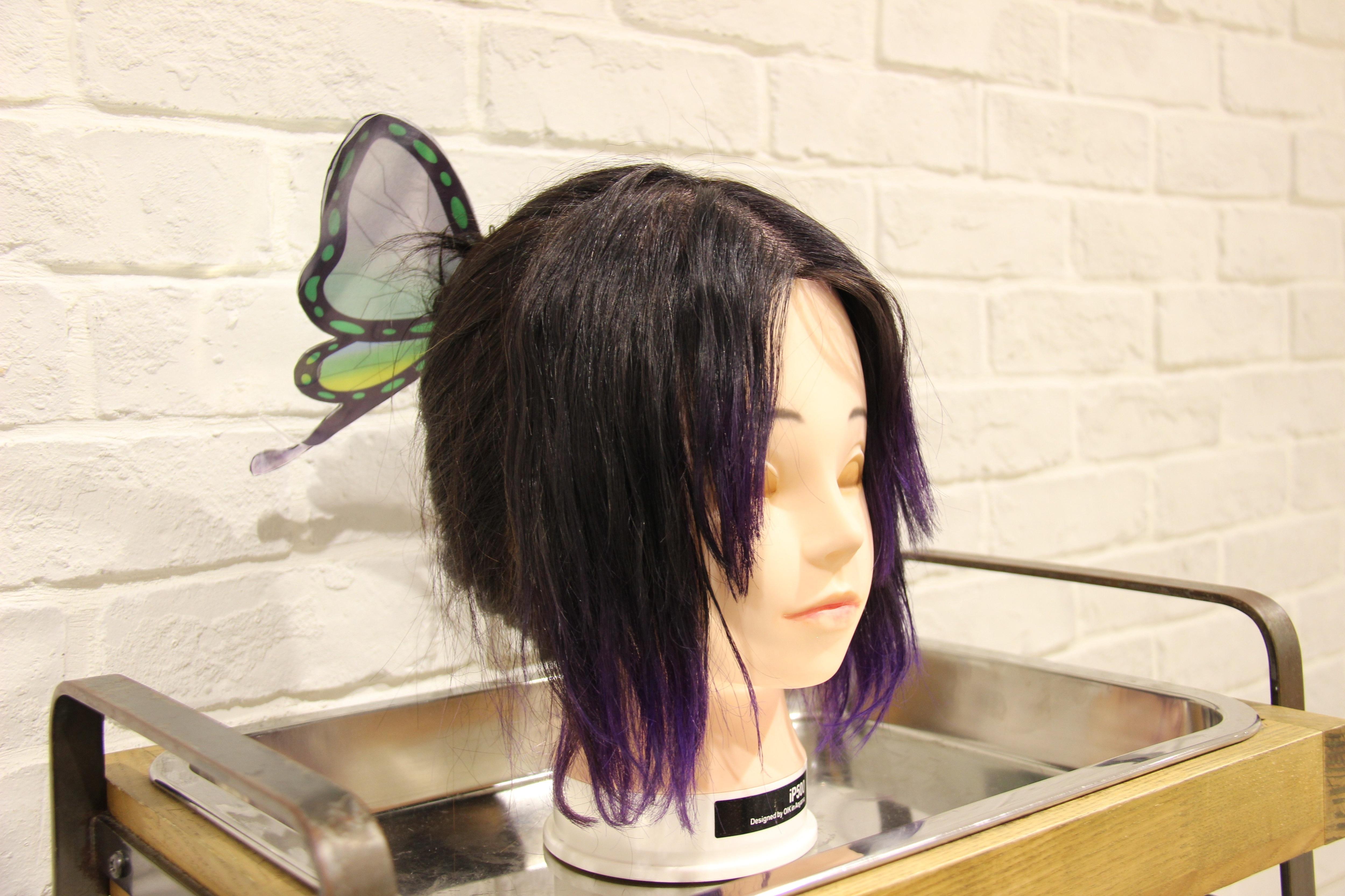 『鬼滅ヘア』『呪術廻戦ヘア』がブームに! アニ髪のカリスマが語る「アニメキャラを日常に落とし込むコツ」の画像003
