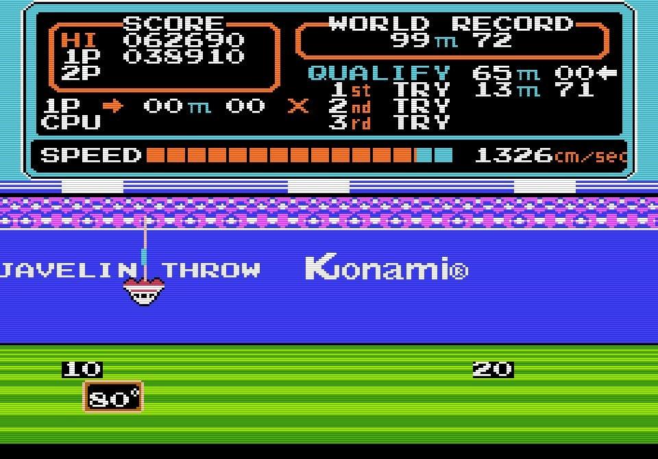 カプセルや定規は必須!?「連射力がモノをいう」ファミコン版『ハイパーオリンピック』との死闘の画像006
