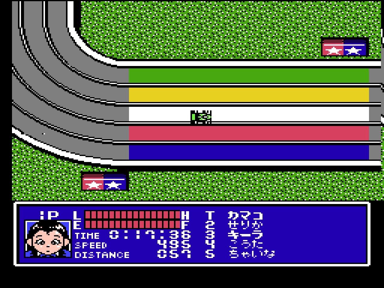 『ダッシュ四駆郎』世代を直撃! ファミコン『レーサーミニ四駆 ジャパンカップ』の意外性のある面白さの画像009