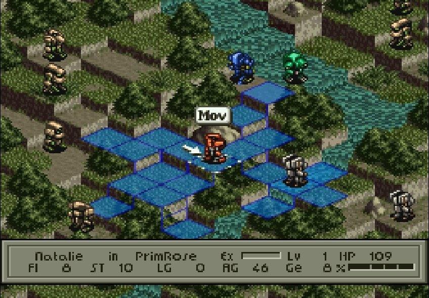 スーパーファミコン『フロントミッション』の画期的世界観! シミュレーションRPGの固定観念を変えた!?の画像002
