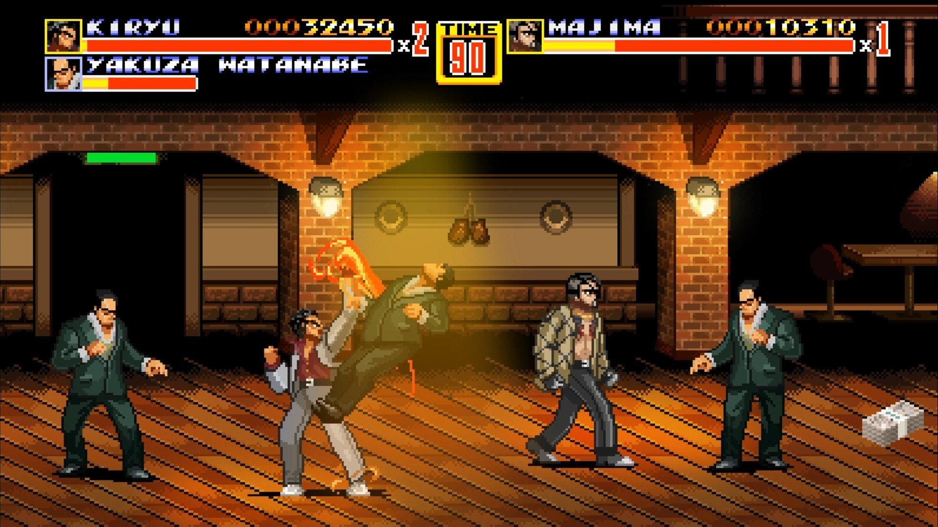 メガドライブの傑作『ベア・ナックル2』に『ゴールデンアックス』も? セガ60周年記念のSteam無料配信ゲームが懐かしすぎるの画像003