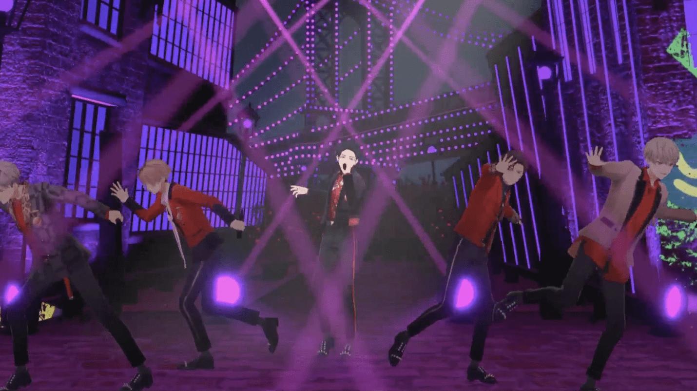 学芸大青春1st LIVE『WHO WE ARE ! Return!!』最新技術を駆使したライブをレポートの画像008