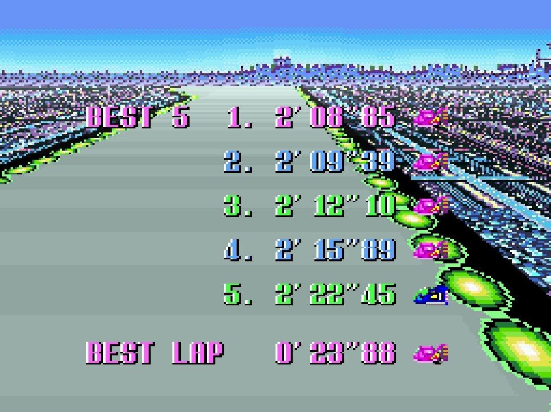 """スーパーファミコン30周年、""""最速""""ローンチタイトル『F-ZERO』が成した偉大な功績とは?の画像005"""