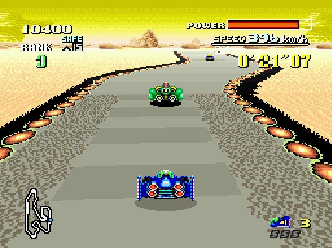 """スーパーファミコン30周年、""""最速""""ローンチタイトル『F-ZERO』が成した偉大な功績とは?の画像003"""